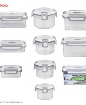 رویچن ظروف نگهدارنده غذای 20 تکه