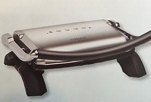 قیمت کباب پز و ساندویچ ساز GSM-609 گاسونیک